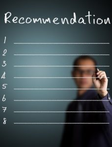 recommendations 1.2