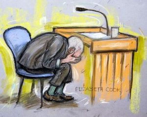 Court-drawing-of-Mick-Philpott-in-the-witness-box-at-Nottingham-Crown-Court-300x238